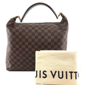 Louis Vuitton Portobello Gm One Handle Hobo Bag
